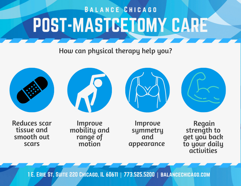 Mastectomy Care at Balance Chicago