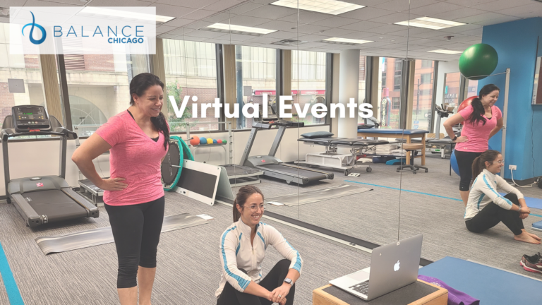 Dr. Michele Kehrer and Dr. Kylie Reese hosting virtual events